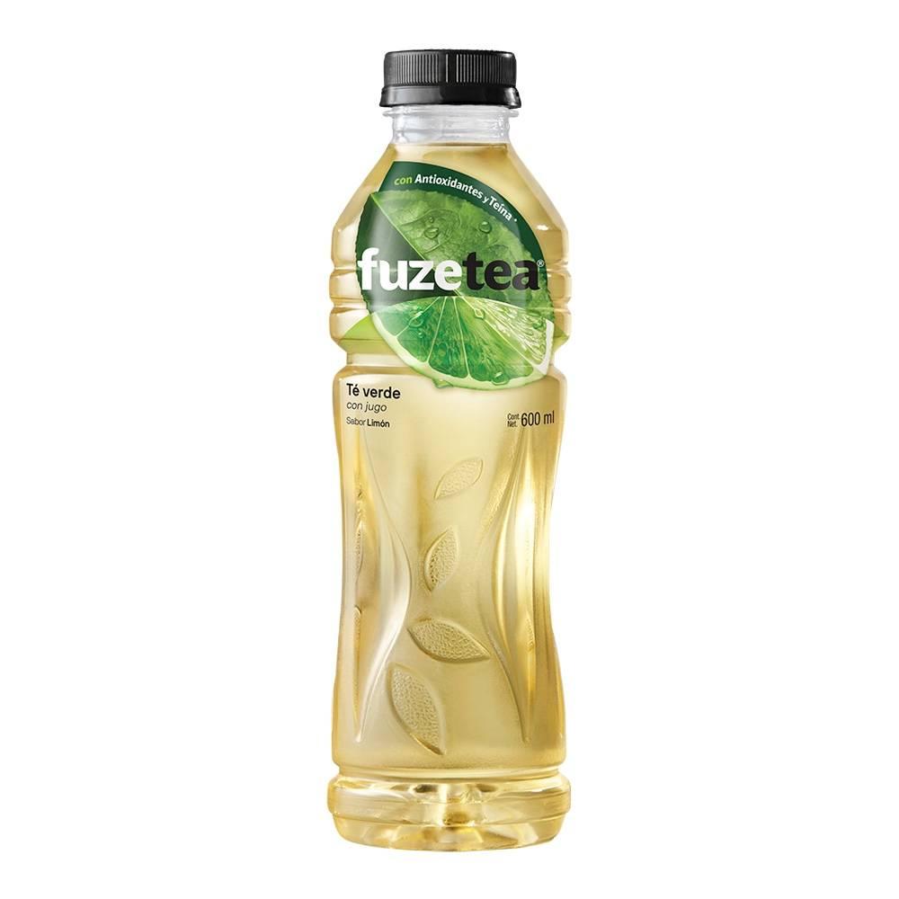 Que beneficios tiene el te verde de limon